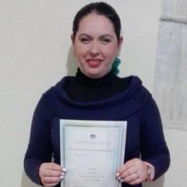 Απόκτηση Πιστοποιητικού Επάρκειας της Ελληνομάθειας από φιλοξενούμενη του Β' ΠΔΘ