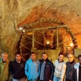 Εκδρομή στο σπήλαιο Μααρά