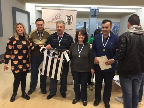 Συμμετοχή της ΕΨΥΚΑ στο 3ο Τουρνουά Bowling του Συλλόγου Συνδρόμου Down Ελλάδος