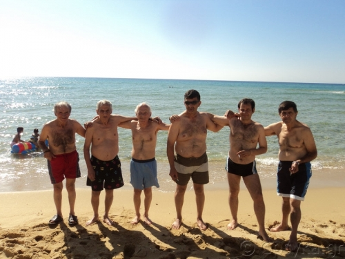 Καλοκαιρινές διακοπές 2012 οικοτροφείου «ΑΓΑΠΑΝΘΟΣ»
